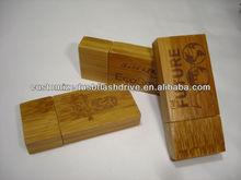eco- environmental natural wooden usb flash drive 2GB