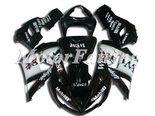 Choclate black Motorcycle Body kits for ZX-6R 05-06 fairing kits aftermarket motorcycle parts for Kawasaki EX-6R 2005-2006