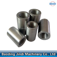 supplier of steel bar threaded screwing coupler for construction building material