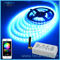 2014 New RGB LED WIFI controller controlled by Android or IOS system
