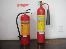 portable dry powder fire extinguisher & CO2 fire extinguisher