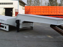 Designer professional low bed trailer50 ton