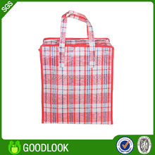 prefessional good design pp woven cloth carrying bag GL117
