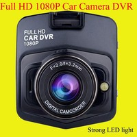 "Camera DVR Full HD 1080P manual car camera hd dvr 30fps 2.4""LCD with G-sensor, Night Vision"
