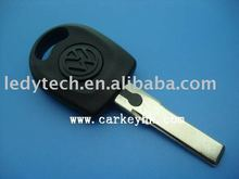 High quality VW Passat transponder key shell for VW key transponder casing