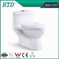 Washdown Closet Chaozhou One Piece Toilet ----HTD-1304