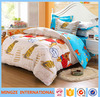 2015 hot sell carton lovely kids bedding sets