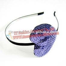 wholesale 2013 Fashion Alice glitter headband Series Hair Accessories