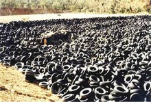 Used Scrap Tyres