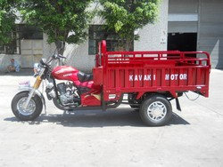 High quality Japan technology KAVAKI cargo tricycle