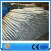 ground screw piles for foundation of solar mounting system