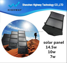 Portable Solar moblie charger solar Panel for mobile