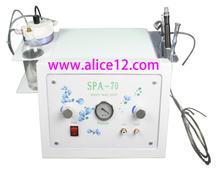 3 en 1 SPA oxígeno del agua terapia dermoabrasión sistema