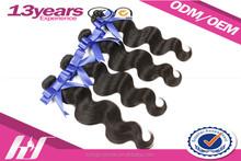 Sample Order Wholesale Puruvian Hair Human