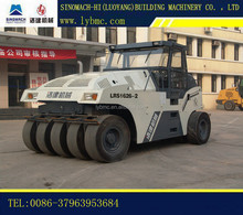 SINOMACH YTO 16-26 ton LRS1626-2 pneumatic rubber tire road roller for sale