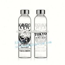 Eco-friendly barato 250 ml - 1000 ml de aluminio red bull botella de agua con tapón de rosca venta al por mayor