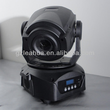 60w led mini stage moving head spot light