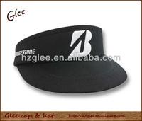 Tour high crown golf visor
