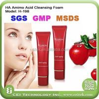 Amino Acid Facial Cleansing Face Whitening Facial Kit