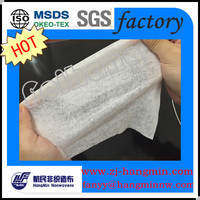 Wholesale Spunlace Nonwoven Facial Wipes,raw materials of sanitary ware products