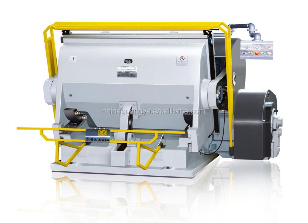 Ml 1600 1800 2000 ml 1600 ondul carton plateau die cutter for Interieur ml 2000