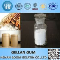 With halal and Koscher certificate gellan gum as a stabilizer use in ice cream