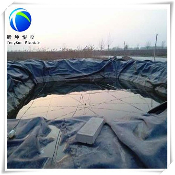 Waterproof Hdpe Pond Liner Impermeable Hdpe Geomembrane