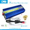 2015 High performance 2000w pure sine wave inverter 12v 24v 220v for outdoor emergency