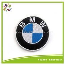 Customized embroidery designs patch volvo emblem