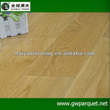 American white oak engineered 7times uv lacquer or oiled wood flooring