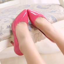 Plastic lady platform heel with low price Environmentally Friendly Materials