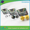 2pc / set various design sneaker balls air freshener ball