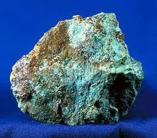 Copper ore ( PM-C-30 )