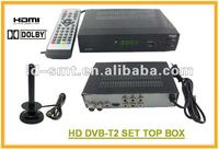 H.264 MPEG4 Colombia HD DVB T2 set top box