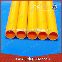 Dongguan Factory PVC Collapsible Plastic Pipe Price