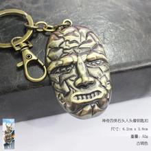 6.2*3.8cm Fantastic Four Anime Keychain