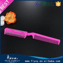 new tick remover steel comb