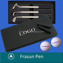 Executive Golf Pen Set /Golf Putting Set/Metal Golf Pen