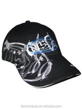 wholesale cheap Custom wholesale designer mens skull caps