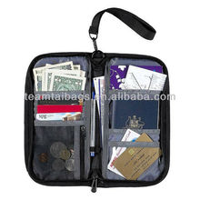Hot new products for 2014 travel document wallet made in china merchandise