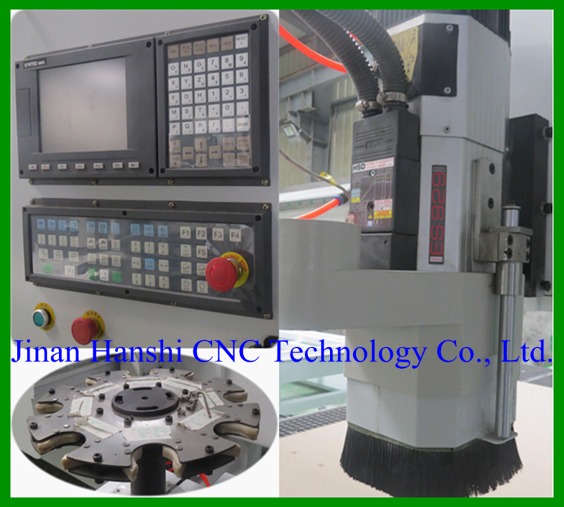 Hs 1325 Act 4 Axis Cnc Machining Center China Manufacturer