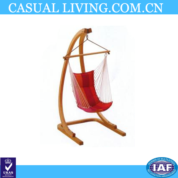 Portable Freely Hammock Chair With Wooden Frame Combo Oem/dom Made ...