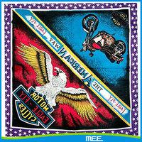 100% cotton new motorcycle eagle bandana