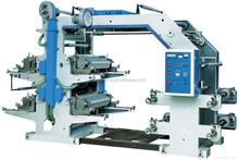 Plastic bag Colour Flexo Printing Machine