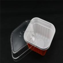 China manufacturer plastic food packaging dessert