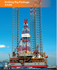 AC Oil drilling rig platform