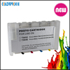 Refill ink cartridge for Epson T5846 for epson PictureMate PM200/PM240/PM260/PM280/PM290 refillable cartridge