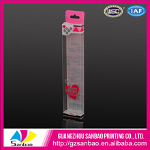 plastic pet box,pvc plastic box,cosmetics packaging materials