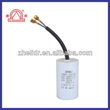 AC Motor Run Water Pump Capacitor