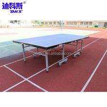 Standard Foldable Table Tennis Table For Training
